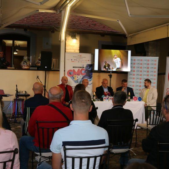Predstavljen program ovogodišnjeg CMC 200 Slavonija festa