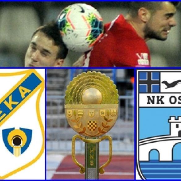 Osijek bez finala kupa