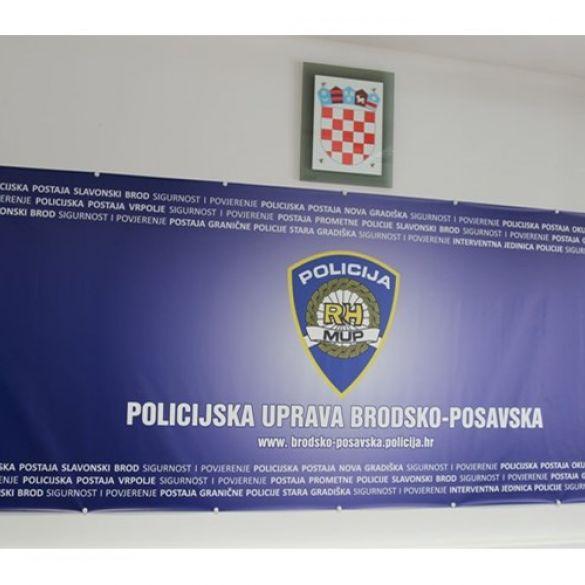 Novi način poslovanja PU Brodsko-posavske od 24. kolovoza