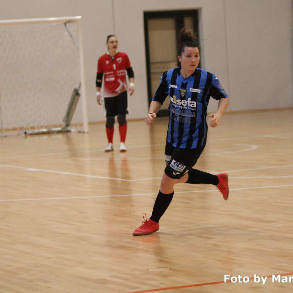 Tomislava Matijević: dvoranskim nogometom od Viktorije - do juga Italije