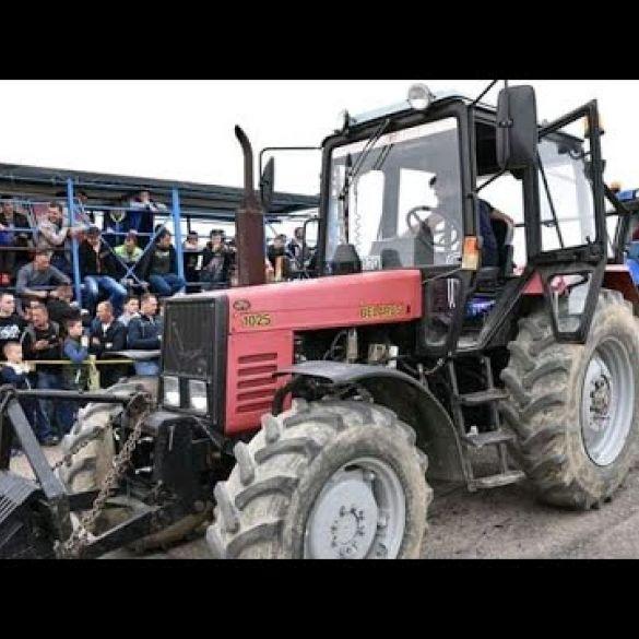 U ponedjeljak se u Svilaju održava traktorijada