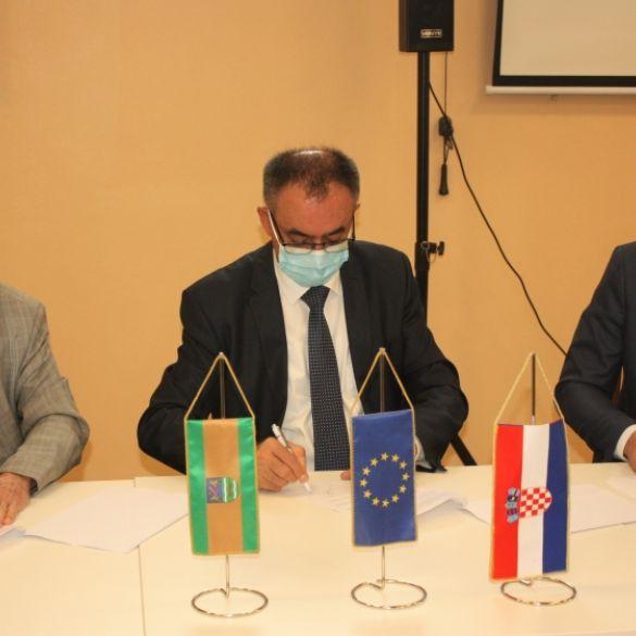Ugovori u projektu Geotermalni izvori Požeško-slavonske županije