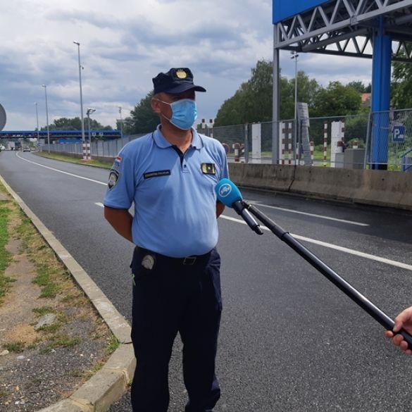 Obilježavanje Dana policije u Brodsko posavskoj županiji