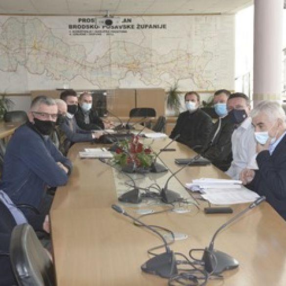 U županiji sastanak s predstavnicima lovačkih udruga