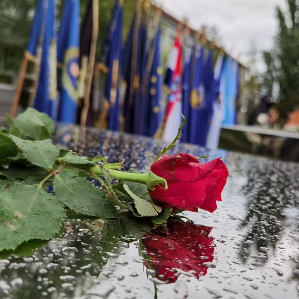 Obilježena 25. obljetnica vojno-redarstvene akcije Bljesak