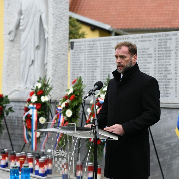 29. obljetnica sjećanja na stradanja Bogdanovaca