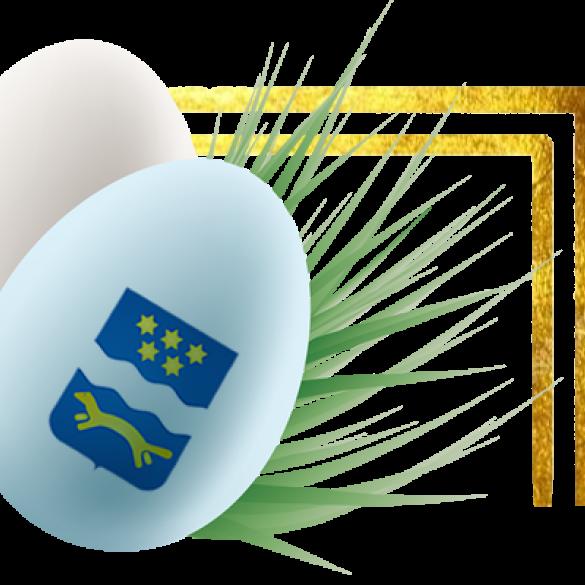 Uskrsna čestitka Brodsko-posavske županije