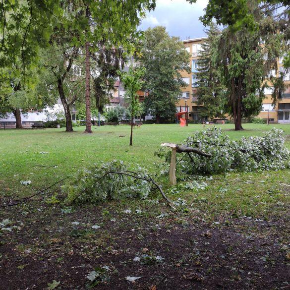 Još se ne zna točan iznos materijalne štete u Slavonskom Brodu