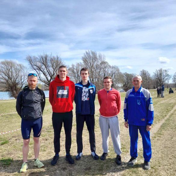 Atletičari Marsonije uspješni na Prvenstvu Hrvatske