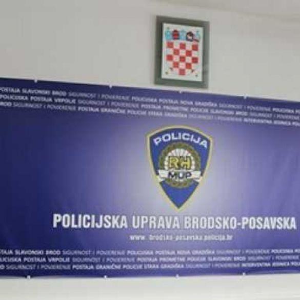Obavijest iz policije o radu Upravnih poslova