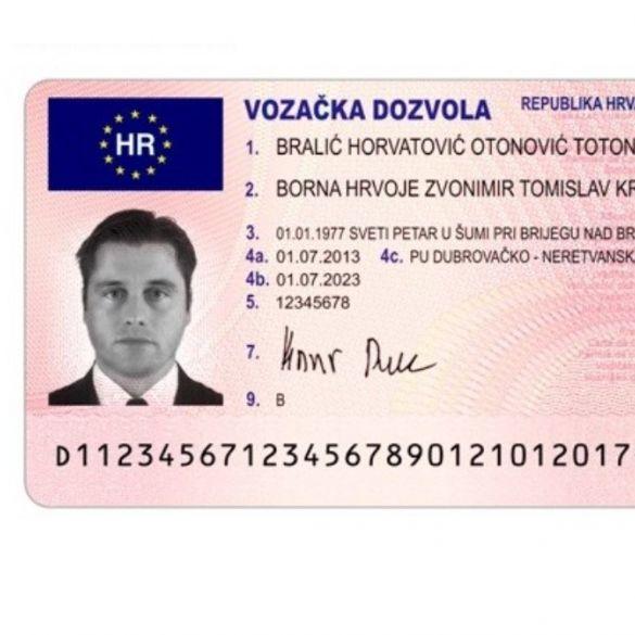 MUP pojednostavio proces izdavanja prve vozačke dozvole