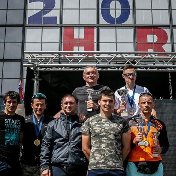 Održano prvenstvo RH u polumaratonu za pripadnike MUP-a