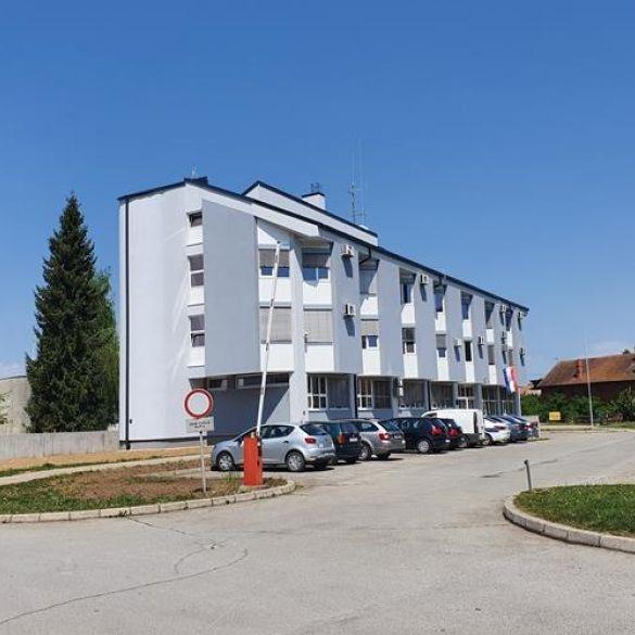 Završena energetska obnova zgrade Policijske uprave Požeško-slavonske