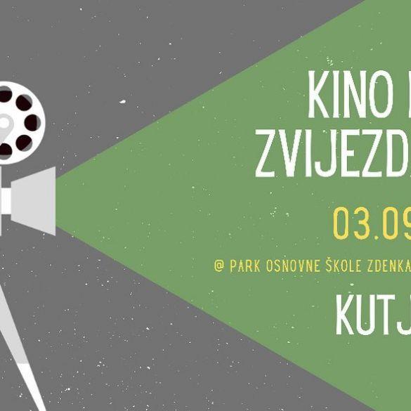 Posjetite Kino pod zvijezdama u Kutjevu 3. rujna