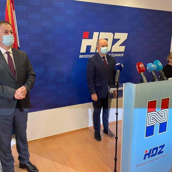 Gradski odbor HDZ-a Slavonskog Broda o onečišćenju zraka