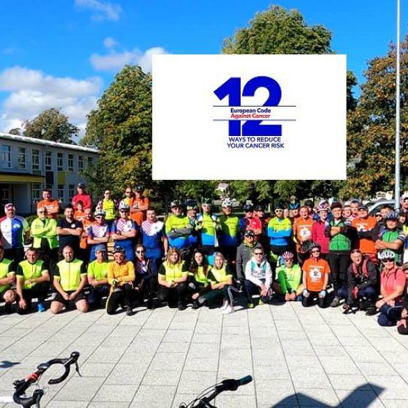 Bicikliraj i rak preveniraj! Treća Biciklijada u Donjim Andrijevcima