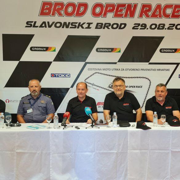 'Brod open race' - moto spektakl u Slavonskom Brodu