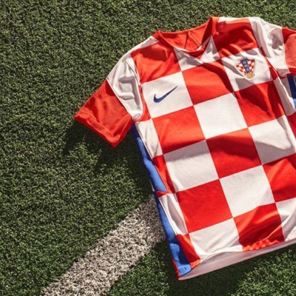 Novi dresovi hrvatske nogometne reprezentacije