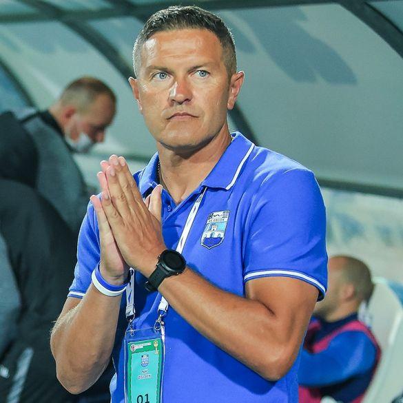 Trener Osijeka Kulešević: Ambicije ostaju visoke