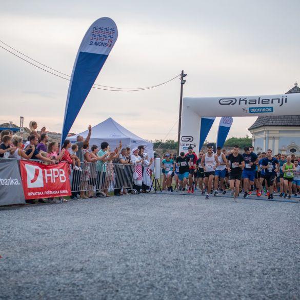 3. Slavonska trka - obavijest o zatvaranju prometa