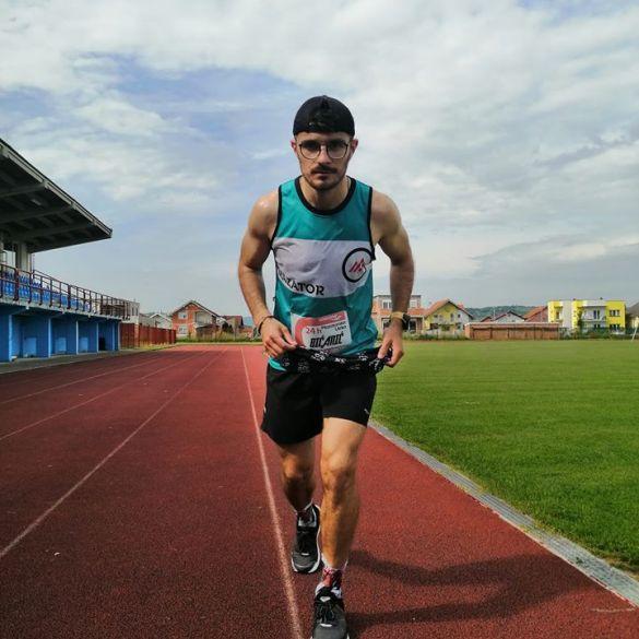 Marko Bičanić istrčao 24 sata na stadionu