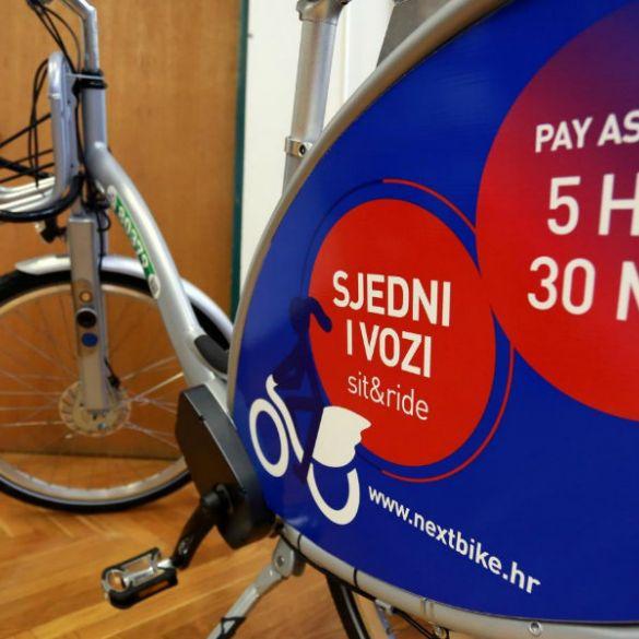 Besplatna vožnja gradskim biciklima