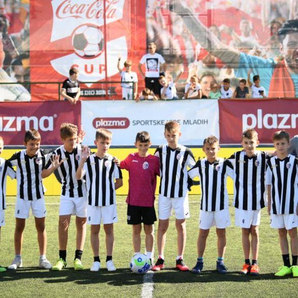 Ekipa Škole nogometa Marsonia odnijela titulu prvaka na Plazma Sportskim igrama
