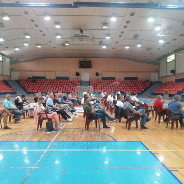 Redovita godišnja skupština Požeškog športskog saveza