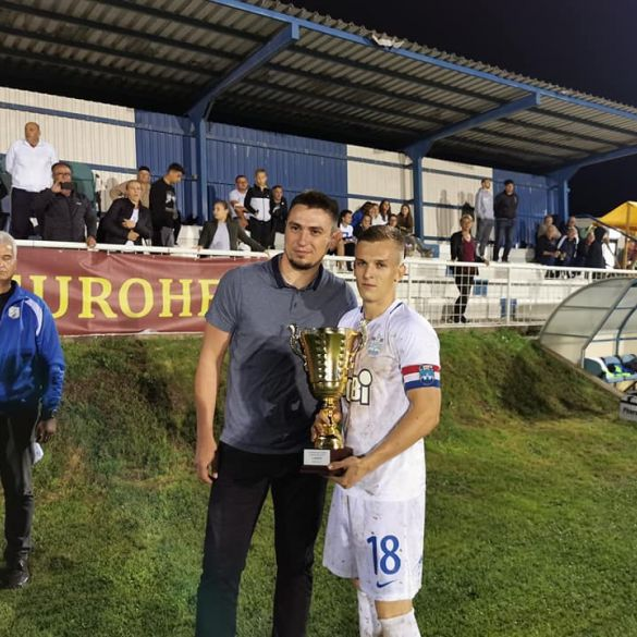 Osijek II pobjednik turnira Zvonko Mikolčević