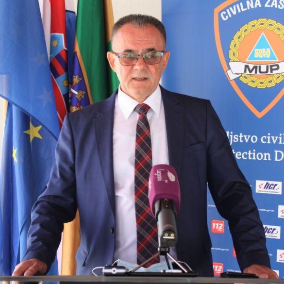Sastao se Stožer civilne zaštite Požeško-slavonske županije