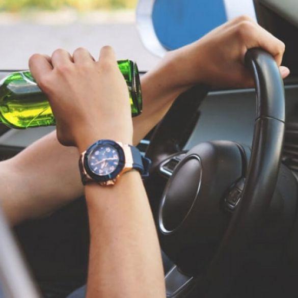 SKRIVIO PROMETNU NESREĆU S 1,60 PROMILA ALKOHOLA