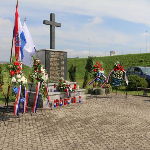 28. obljetnica pogibije pripadnika 105. bjelovarske brigade
