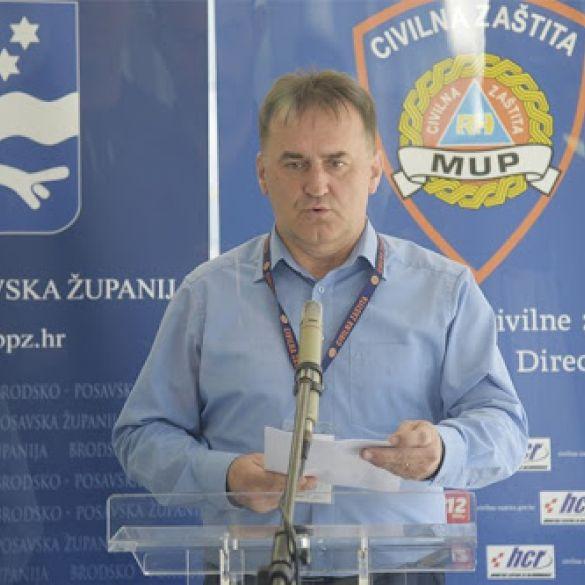 Stožer predložio nove mjere za Brodsko posavsku županiju
