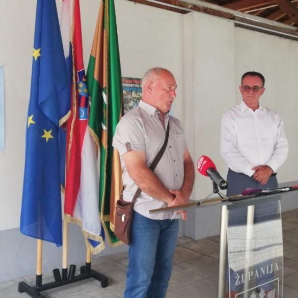 Najava Otvorenog prvenstva Hrvatske u cestovnim moto utrkama