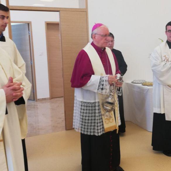 Otvorena nova zgrada Caritasa Požeške biskupije