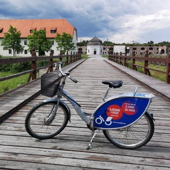 Dva sata besplatne ljetne vožnje gradskim biciklima