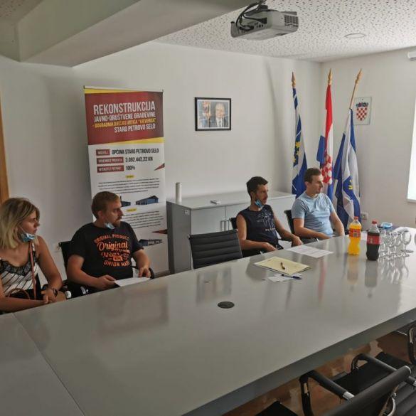 Općina Staro Petrovo Selo podrška mladim obiteljima