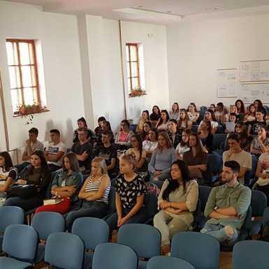 'Volonteri iz školskih klupa' u Slavonskom Brodu