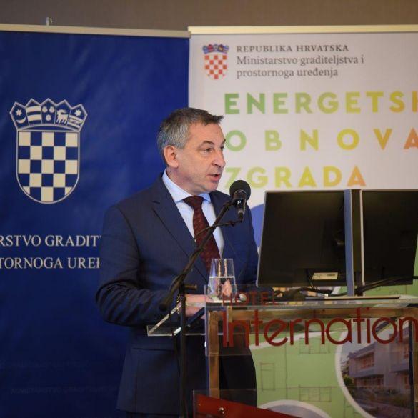 MGIPU: Za energetsku obnovu planiramo osigurati više od 300 milijuna kuna