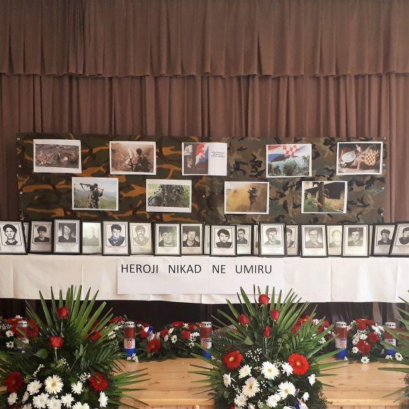 27. komemoracija poginulim braniteljima općine Oriovac