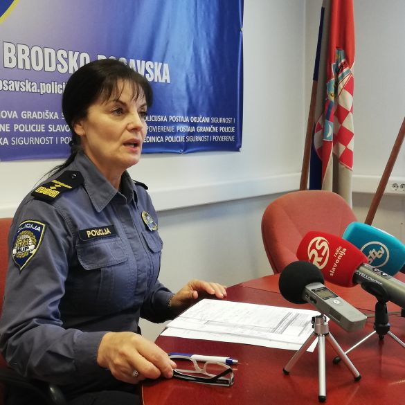 POLICIJA O STANJU SIGURNOSTI I PROMETNIM AKTIVNOSTIMA