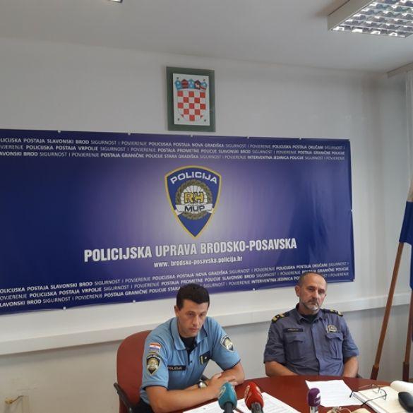 REDOVNA I TEMATSKA KONFERENCIJA POLICIJSKE UPRAVE BRODSKO POSAVSKE