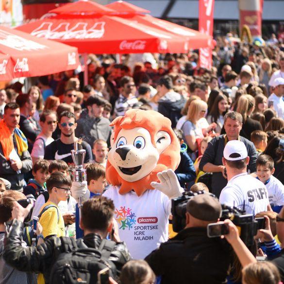 Predsjednik UEFE postaje ambasador Plazma Sportskih igara mladih