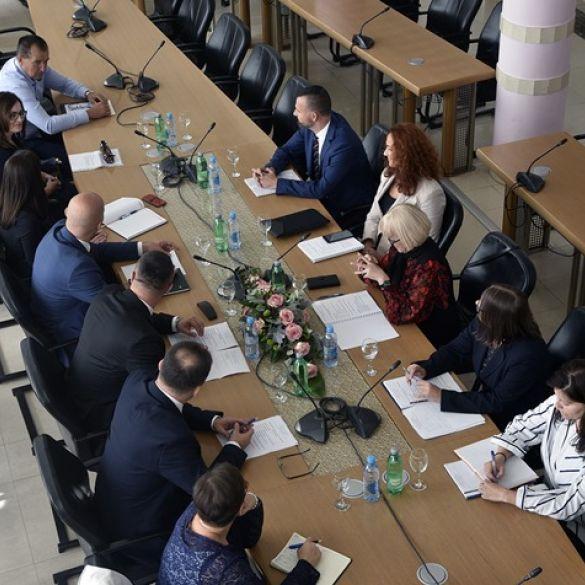Ministrica Bedeković u BPŽ: Slavonski Brod uskoro dobiva Obiteljski centar