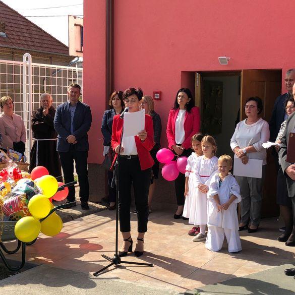 U općini Cernik svečano otvoren Dječji vrtić Matija Gubec