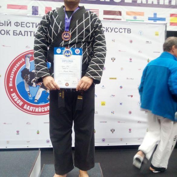 """Hapkido klub """"BROD"""" rezultati s Europskog natjecanja"""