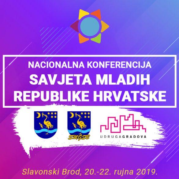 Otvorena Nacionalna konferencija Savjeta mladih Republike Hrvatske