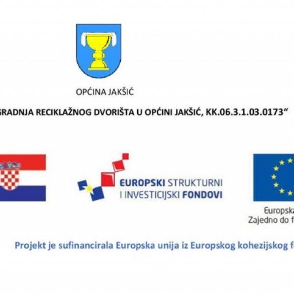 Odobrena sredstva za izgradnju Reciklažnog dvorišta u općini Jakšić