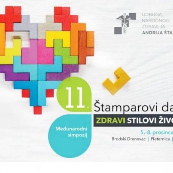Otvoreni Štamparovi dani - Promocija zdravlja i zdravih stilova života