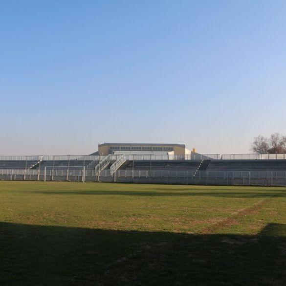 SLAVONSKI BROD - Novi izgled Stadiona uz Savu